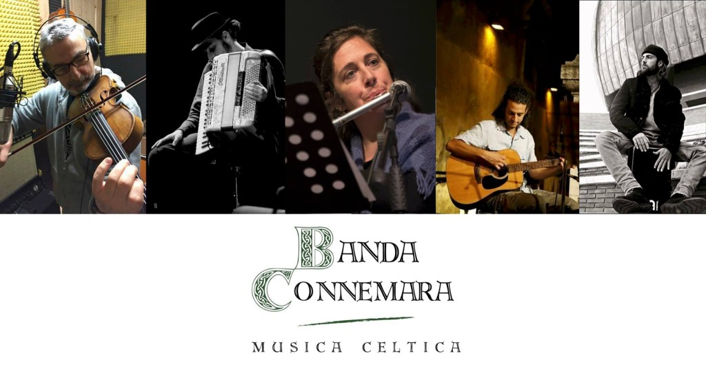 Banda Connemara in concerto